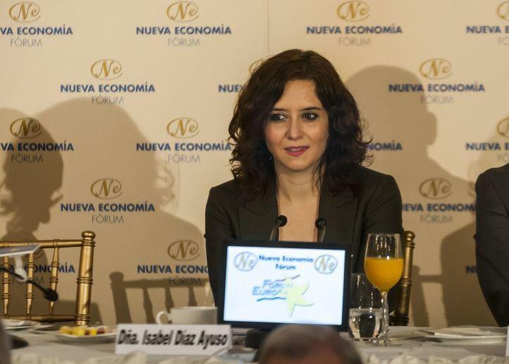 Isabel Díaz Ayuso sobre la educación especial: 'La inclusión no es una obligación'