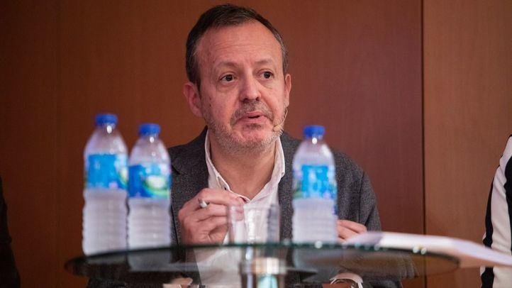 El consejero de Políticas Sociales, Familias, Igualdad y Natalidad de la Comunidad, Alberto Reyero.