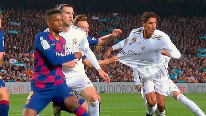 Así fue el 'robo' arbitral: las 3 jugadas clave contra el Madrid