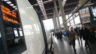 Renfe cancela este viernes 271 trenes por la huelga de CGT