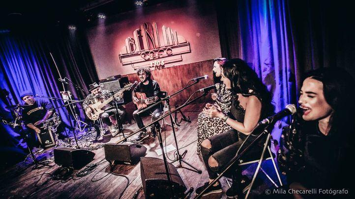 Lin Cortés: triunfo del flamenco fusión en el Café Berlín