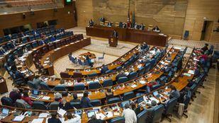 La falta de presupuestos afea el balance de fin de año en la Asamblea