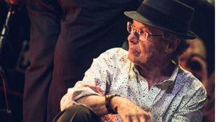Justo y merecido homenaje de los mejores músicos de jazz al legendario Dick Angstadt
