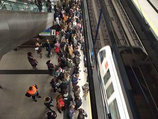 Metro abordará en enero las condiciones para su apertura 24 horas