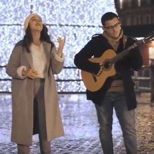 El videoclip más social y navideño de Madrid