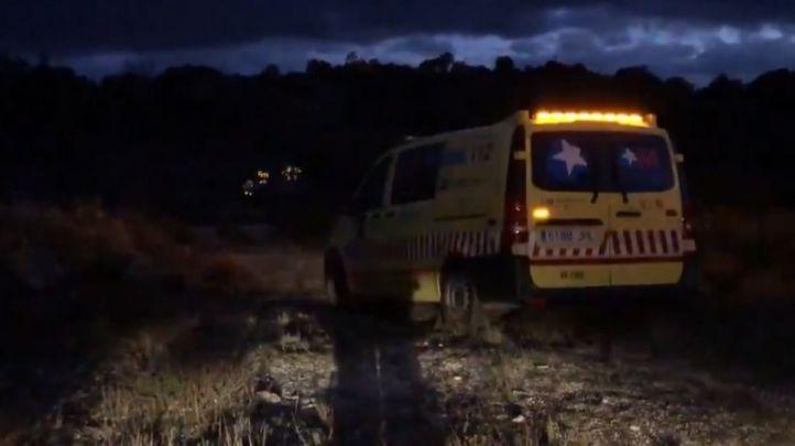 Investigado un menor por la muerte accidental de una joven en una cacería en Valdemanco