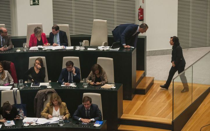 Menos impuestos y más inversión para 2020 en Madrid