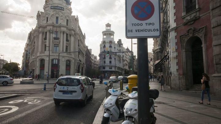 Duras restricciones a los coches más contaminantes a partir de 2020
