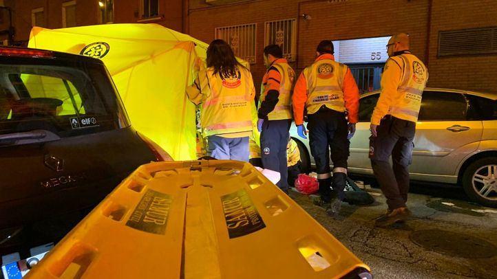 Apuñalamiento mortal en Vallecas: la Policía investiga la autoría
