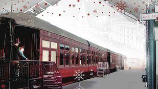 Regresa el Tren de Navidad: un viaje mágico en vagones históricos
