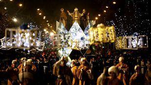 Madrid prohibirá circular a camiones grandes en los barrios donde pasen las cabalgatas de Reyes