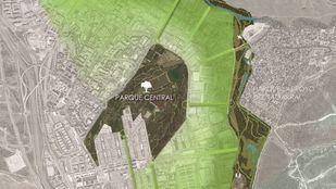 Metropolitan Park, uno de los proyectos de Tres Cantos