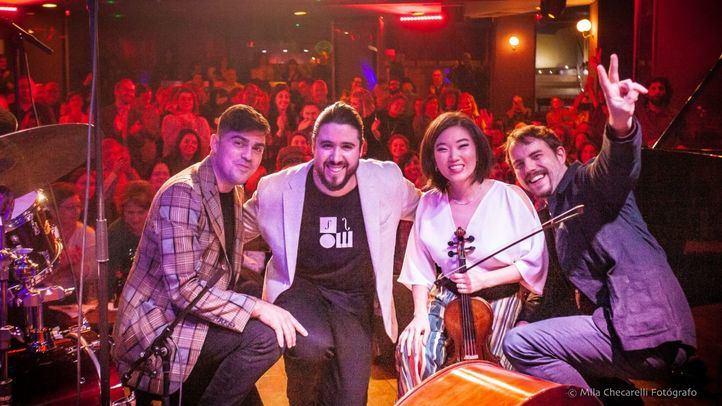 """Maureen Choi Quartet, """"jazz español-latino de cámara"""" finaliza las giras por Estados Unidos y Asia en el Café Berlín de Madrid"""