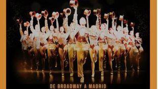 A chorus line inaugurará el teatro de Príncipe Pío