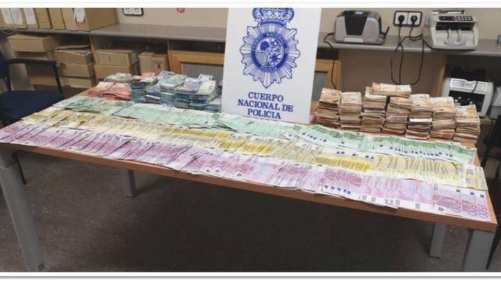 Detenidas diez personas en una macro operación internacional contra el narcotráfico