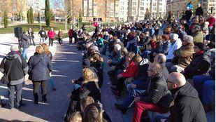 Asamblea en Vallecas por la recogida de residuos en Valdemingómez