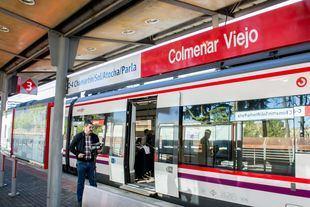 Terminadas las obras de la estación de Cercanías de Colmenar Viejo