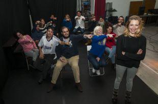 'También Estás Aquí': el teatro que visibiliza el autismo, en Carabanchel