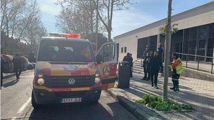 Una reyerta en Puente de Vallecas deja tres personas heridas.