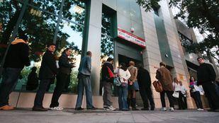 Diciembre trae consigo la bajada del paro en Madrid