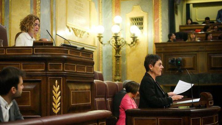 La monumental bronca en el Congreso marca la segunda jornada de la investidura