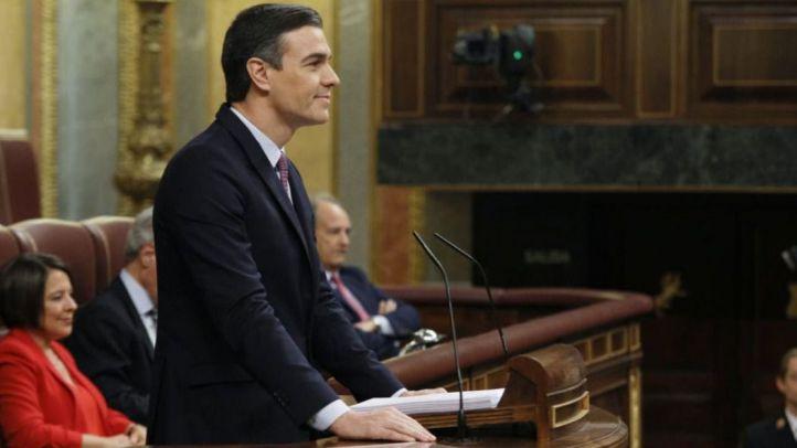 Pedro Sánchez y la investidura más ajustada de la democracia española