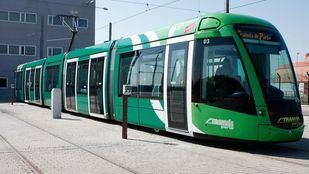 Desconvocados los paros en el tranvía de Parla tras el acuerdo para el nuevo convenio colectivo