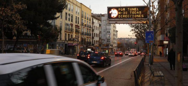 Madrid pasa su primer diciembre sin activar el protocolo anticontaminación desde 2016