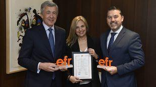 CaixaBank, reconocida por su compromiso con la igualdad y la conciliación