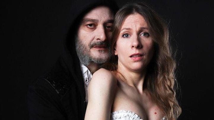 Los actores Jacobo Dicenta e Inés Kerzan