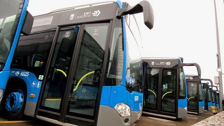 Servicio especial de autobuses por las obras de la línea 4