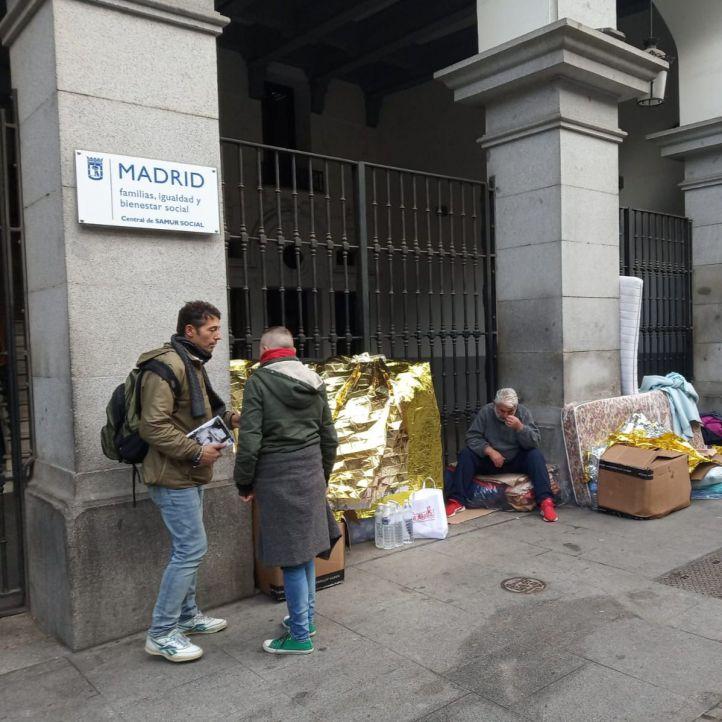 Los prefabricados para refugiados se instalarán en Vallecas en febrero