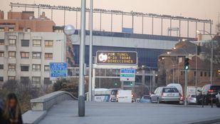 Madrid activa hoy el protocolo por contaminación