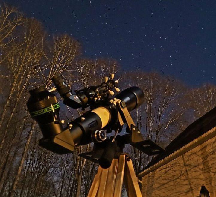¿Por qué no ves nada en tu telescopio? Errores comunes