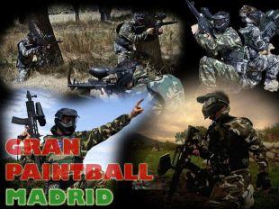 Paintball Madrid