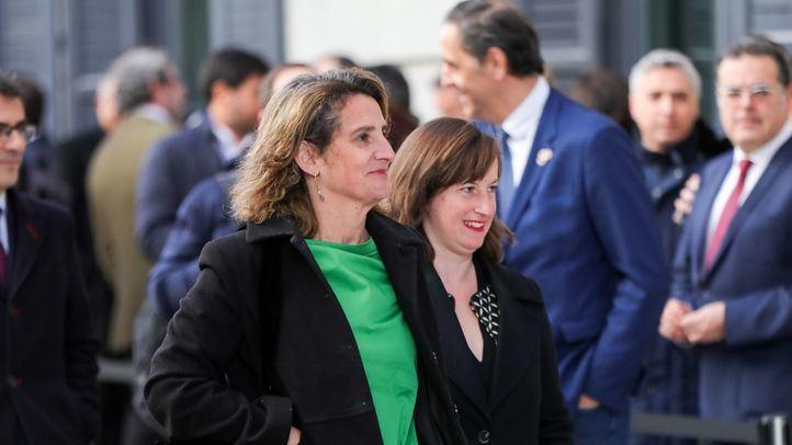 Teresa Ribera, una de las futuras vicepresidentas del Gobierno.