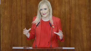 Cristina Cifuentes rechaza participar en Supervivientes