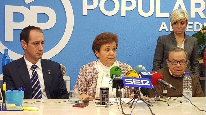 Marisol Casado, exalcaldesa de Alpedrete.