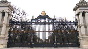 Fuertes rachas de viento en Madrid: en alerta el Retiro y otros parques