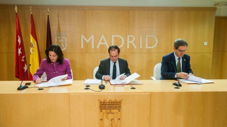 Madrid estrenará en verano 150 nuevos puntos de recarga de coches eléctricos