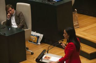 Villacís interviene en el Pleno extraordinario sobre Valdemingómez.