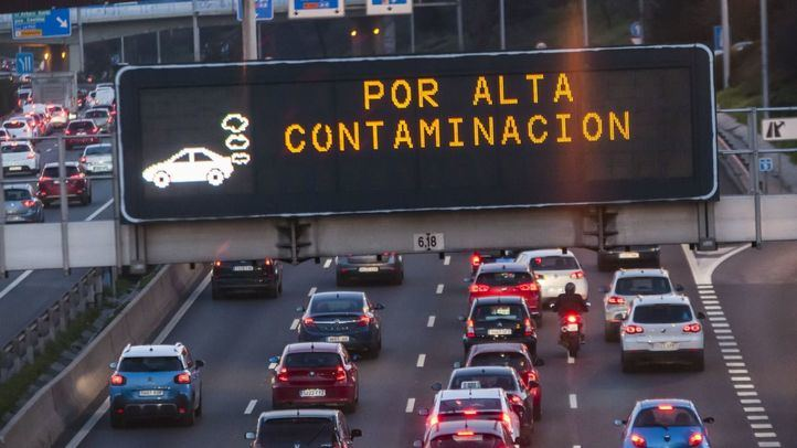 Madrid desactiva el protocolo anticontaminación
