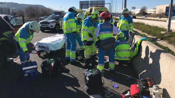 El hombre atropellado ha sido ingresado muy grave tras el atropello