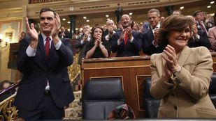 Un Gobierno diseñado al milímetro por Sánchez: 11 mujeres, 11 hombres y contrapesos a los ministros de Unidas Podemos