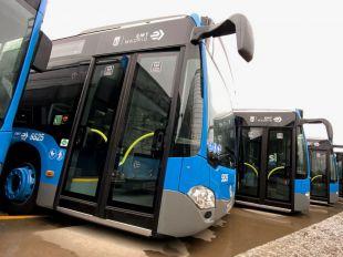 La EMT cierra 2019 con récord de viajeros