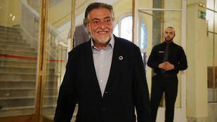 Pepu Hernández, portavoz del PSOE en el Ayuntamiento de Madrid