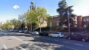 Ampliación de aceras y nuevo parking de 1.000 plazas en Menéndez Pelayo