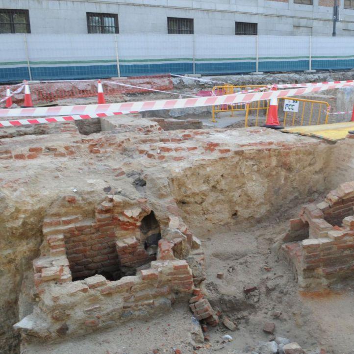 Los restos del Palacio de Godoy, cerca de poder ser visitados