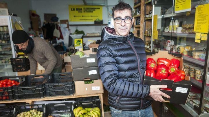 Los supermercados cooperativos revolucionan Madrid: una cesta de la compra más sostenible y barata