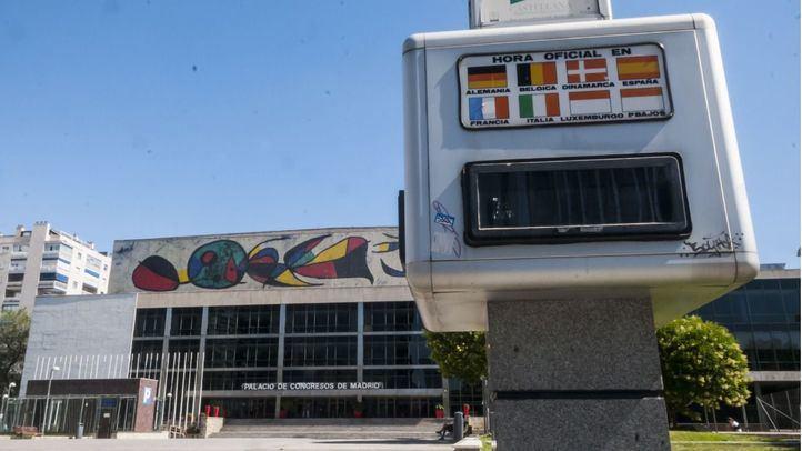 La Comunidad pedirá al Gobierno reabrir el Palacio de Congresos de la Castellana